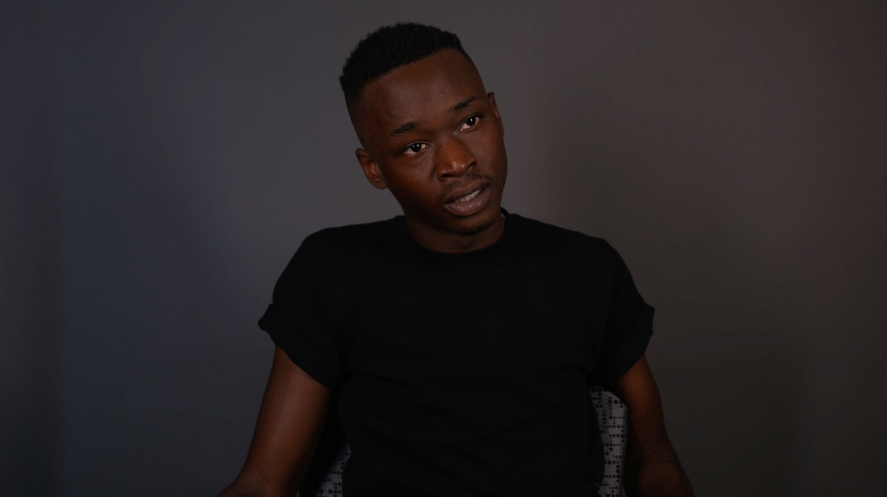 Moonlight Star Ashton Sanders - Self Tape - The Creation Station Studios